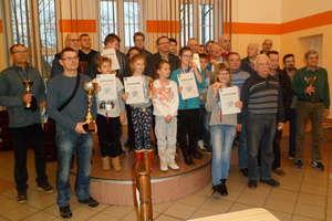 Szachiści walczyli o Puchar Burmistrza Węgorzewa