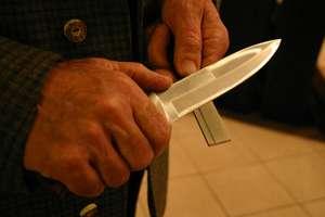 Groził taksówkarzowi nożem, teraz jemu grozi... więzienie