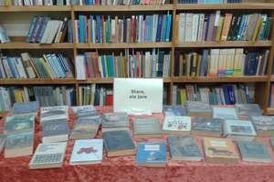 Święto biblioteki w Szkole Policealnej i II LO