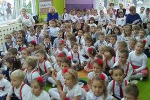 11 listopada w pamięci przedszkolaków. Uroczystość Święta Niepodległości w Przedszkolu Miejskim nr 4 w Działdowie [zdjęcia]