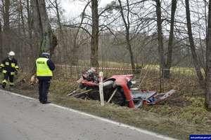 Tragiczny początek tygodnia. Na drogach regionu zginęły cztery osoby