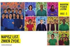 W Działdowie rusza Maraton Pisania Listów Amnesty International