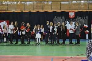 99. rocznica odzyskania niepodległości w Szkole Podstawowej nr 2 w Działdowie