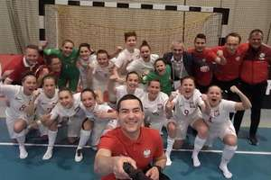 Kobieca reprezentacja Polski w futsalu zagra z Finlandią w Ostródzie