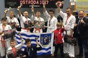 17 medali dla zawodników z Iławskiego Klubu Kyokushin Karate