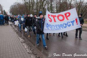 Marsz przeciw przemocy już po raz piąty
