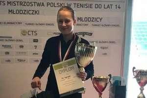 Pola Wygonowska dotarła do półfinału juniorskiego turnieju w Belgi