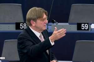 Burzliwa debata w PE na temat zagrożenia dla praworządności w Polsce