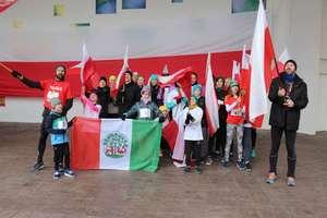 Świetny start naszych biegaczy w II. Morąskim Biegu Niepodległości