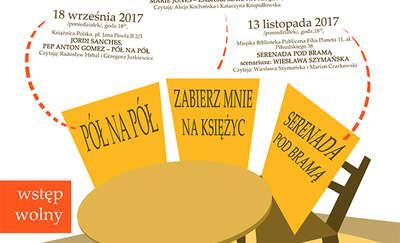 """""""Serenada pod Bramą"""" w Teatrze przy Stoliku"""