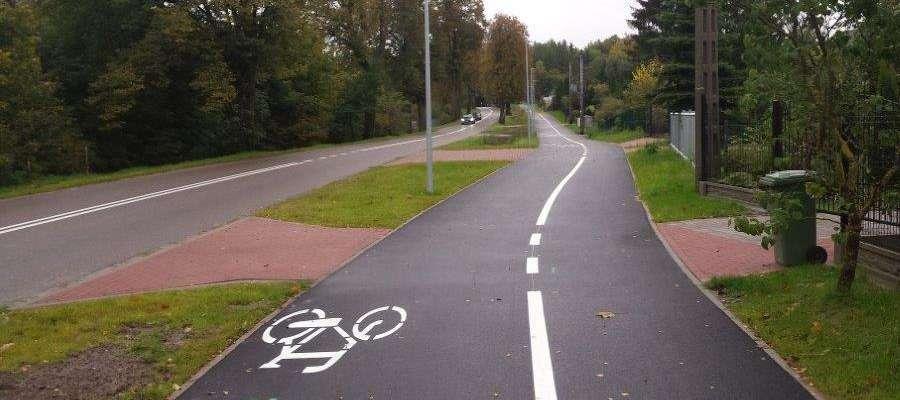 Ścieżka rowerowa do Krasnego Lasu