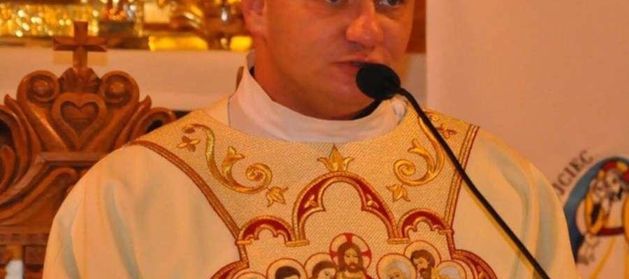 ks. Łukasz Grzechca