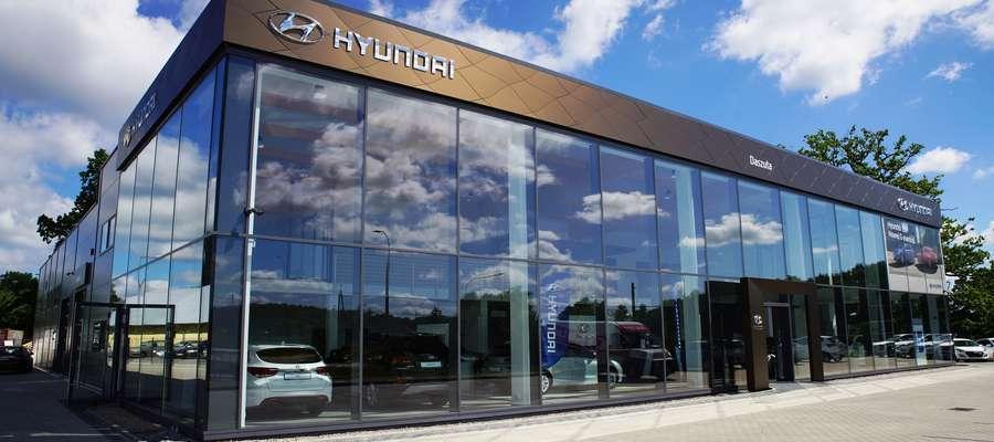Nowy salon Hyundai Daszuta