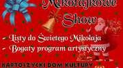 Mikołajkowe Show w Bartoszyckim Domu Kultury