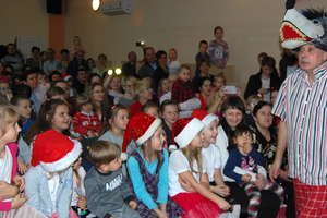 Mikołaj odwiedził Nielbark