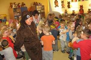Dzień Pluszowego Misia w przedszkolu nr 2