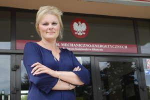 To mnie cieszy, to mnie wkurza: wiceprezydent Olsztyna Ewa Kaliszuk