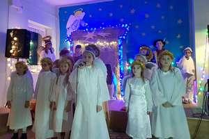 Świąteczne spotkanie w świetlicy w Sątopach-Samulewie