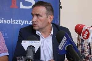 Dariusz Rudnik utrzymał stanowisko przewodniczącego lokalnego komitetu PiS w Olsztynie