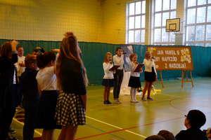 Dzień Papieski w szkole w Krotoszynach