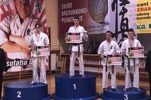 Ełccy karatecy z medalami na mistrzostwach Polski