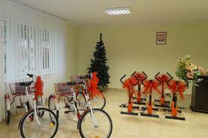 Rowery rehabilitacyjne dla  mieszkańców