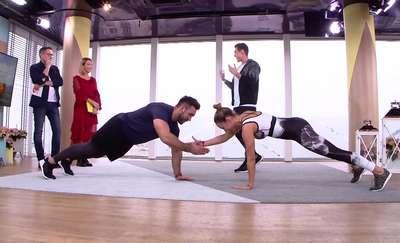 Ćwiczenia dla par przed sylwestrem