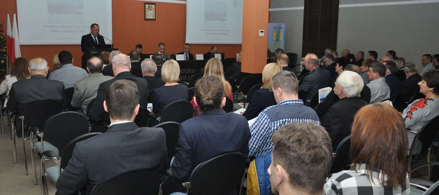 W konferencji o Wspólnej Polityce Rolnej uczestniczyło 170 osób