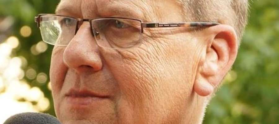 """Mirosław Rowicki, redaktor naczelny """"Kuriera Galicyjskiego"""""""