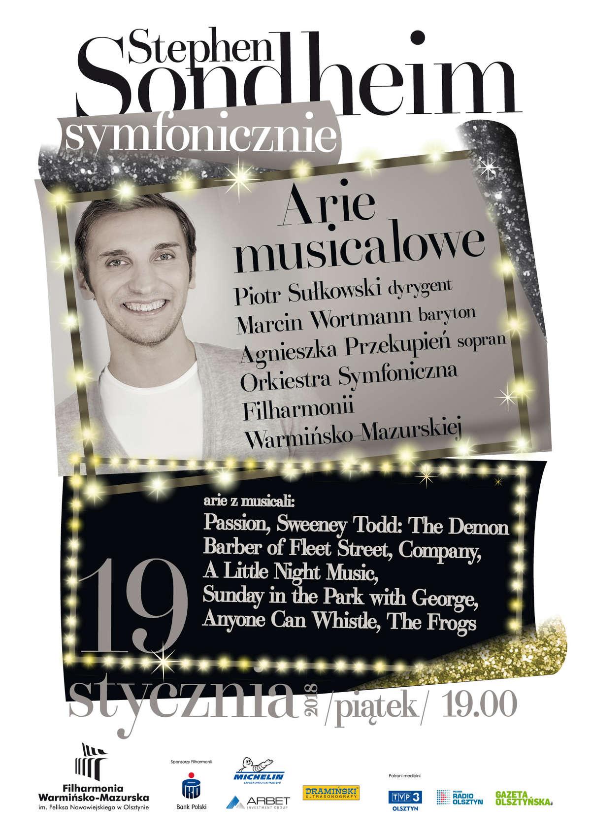 Sondheim symfonicznie - full image