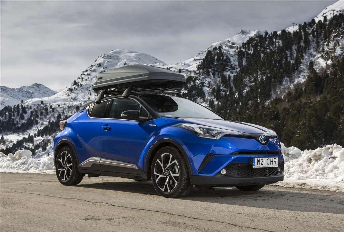 Toyota ulubioną marką Polaków - full image