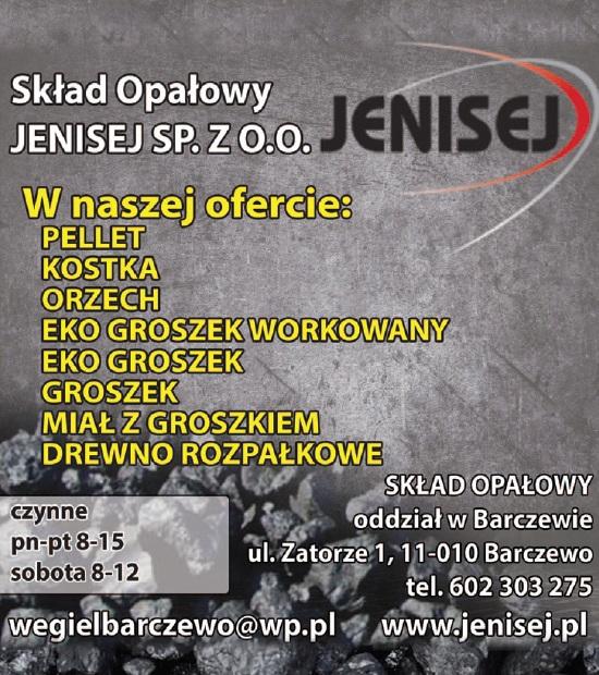 Zaawansowane Tej zimy w modzie... ekogroszek - Gazeta Olsztyńska XJ59