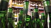 Odpowie za kradzież alkoholu i wózka sklepowego