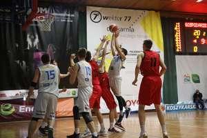 Trzy mecze w tydzień koszykarzy Stomilu