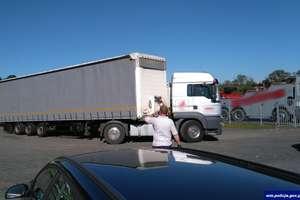 Ukradli ponad 100 ciężarówek. Na czele grupy stał mieszkaniec naszego regionu