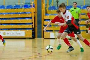 Dwunastolatkowie z AP Ostróda wygrali turniej w hali OCSiR