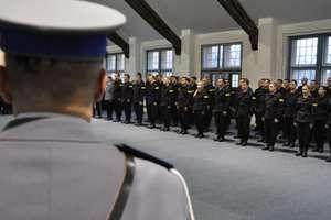 Nowi policjanci w warmińsko-mazurskim garnizonie