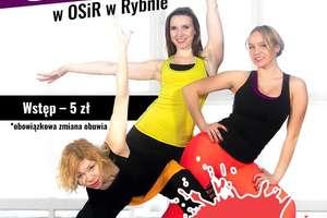 Zapraszamy na I Maraton Zumby w OSiR w Rybnie