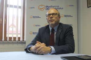 Poseł Protas mówił o drugim moście w Bartoszycach