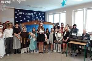 Betlejem to My. Jasełka w Szkole Podstawowej w Sławkowie [zdjęcia]