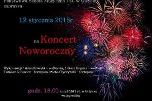 Szkoła Muzyczna zaprasza na Koncert Noworoczny