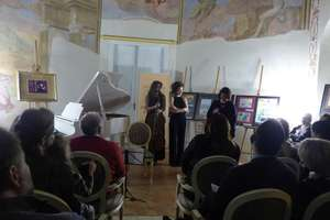 Koncert zimowy w Oranżerii Kultury