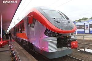 Zmiany w rozkładzie jazdy pociągów na linii Olsztyn — Działdowo