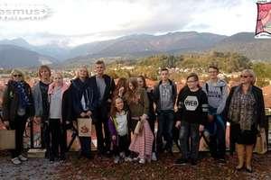 Uczniowie z Rozóg odkrywali uroki Słowenii