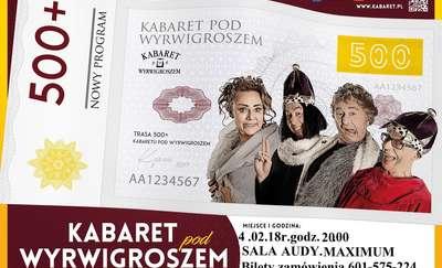 Kabaret Pod Wyrwigroszem w Olsztynie
