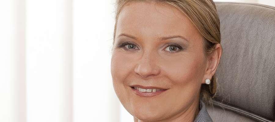 Anna Szymczak - Prezes Zarządu IPB