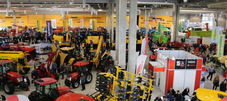 W zeszłym roku na wystawie Mazurskie Agro Show zaprezentowało się 212 firm, a w ciągu dwóch dni odwiedziło ją ponad 42 tys. osób
