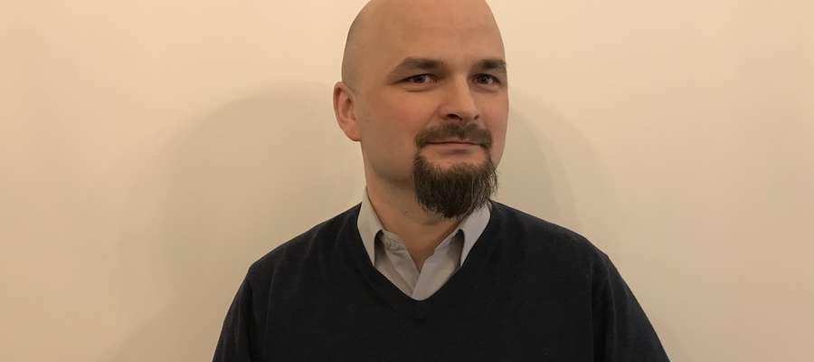 Bartłomiej Mieczkowski, specjalista w zakresie pozyskiwania funduszy unijnych Agroexpert