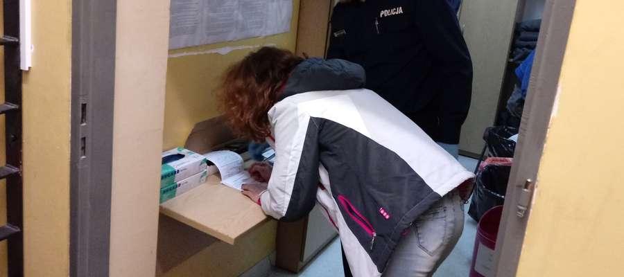 Zatrzymana w gminie Płośnica, poszukiwana listem gończym 45-latka