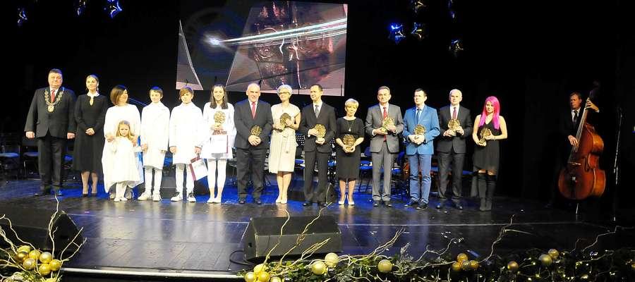 Wśród wyróżnionych nagrodą prezydenta Elbląga znalazła się Marta Gałuszewska